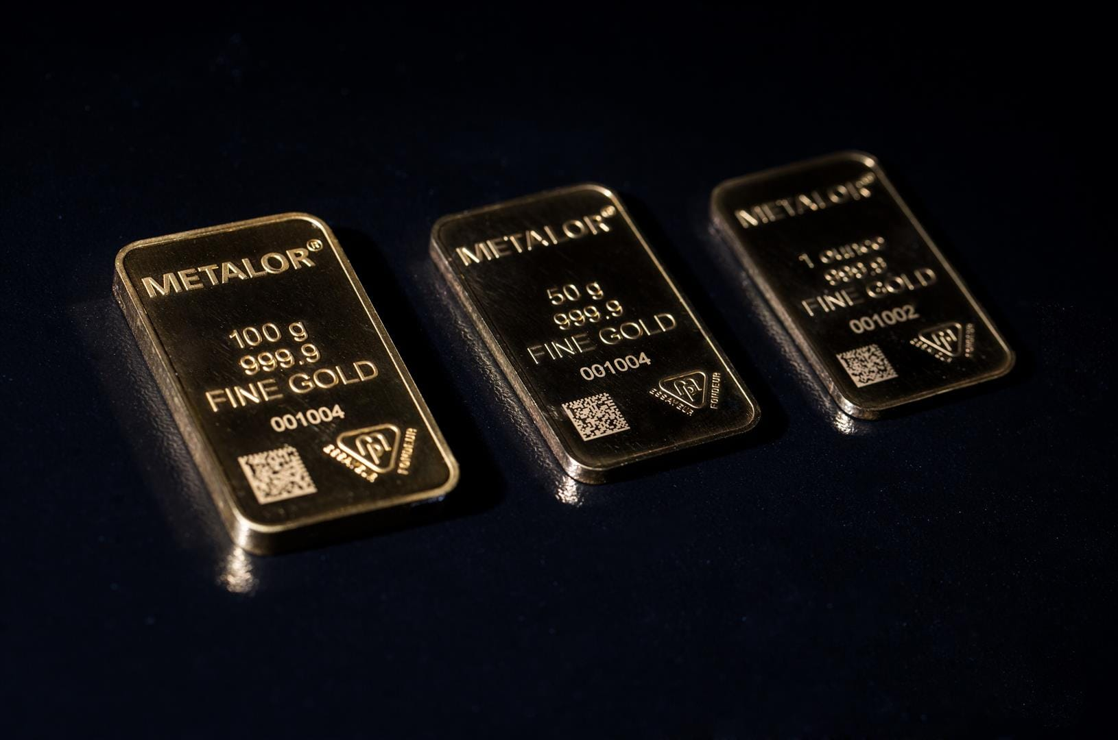 Gold Investment Bars