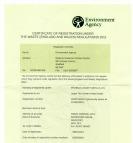 Phoenix – Phoenix County Metals Waste Carriers License